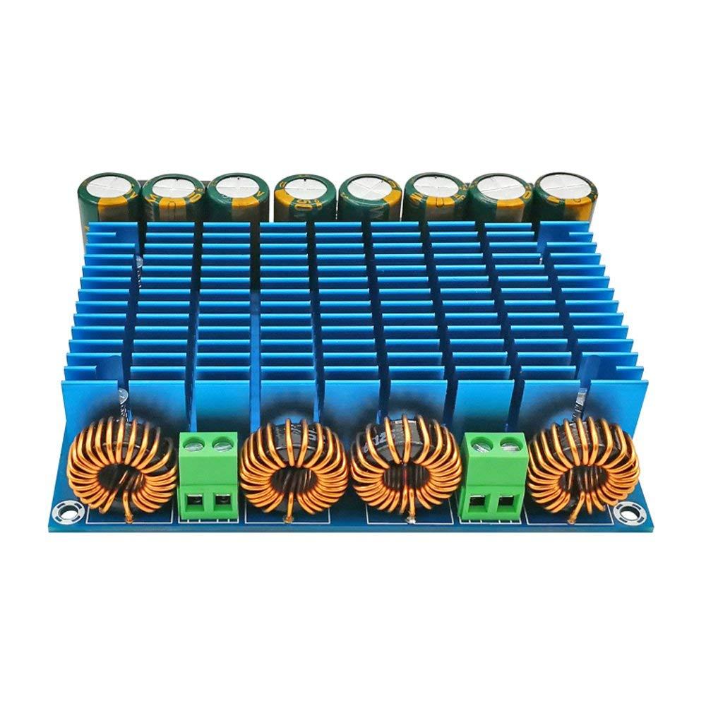 Beaster 840W High Power Digital Amplifier Module AC 24V Stereo TDA8954TH Dual Chip 2x420W Digital Power Amplifier Board