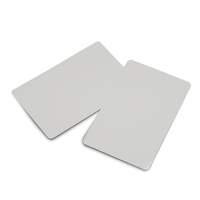 Contactless IC Cards MIFARE Classic 1K 13.56Mhz PVC Blank Card