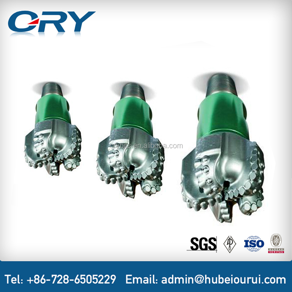 cheap and high quality diamond four wings pdc drill bit used in oilfield
