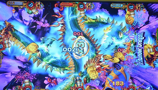 Fishgame with thunder dragon game top fishing games fish for Tiger strike fish game cheats