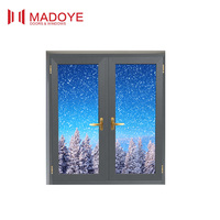 Swing and hinged windows Aluminium windows and doors comply with AS2047