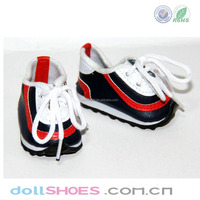 Fashion sports american girl doll shoes , doll sneakers