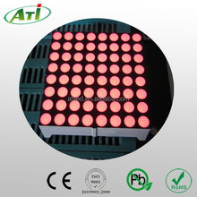 1.9 inch 8*8 dual color dot matrix led display!alibaba express turkey