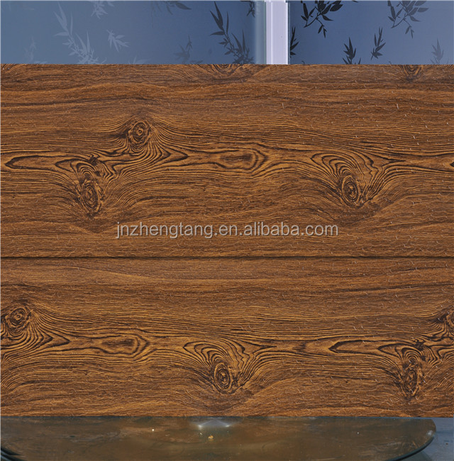 faux wood decoration insulation exterior wall panel