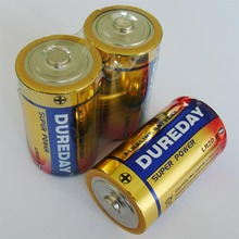 alkaline battery 1.5V LR20/D size battery-2S