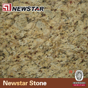 Yellow new venetian gold granite for kitchen countertops