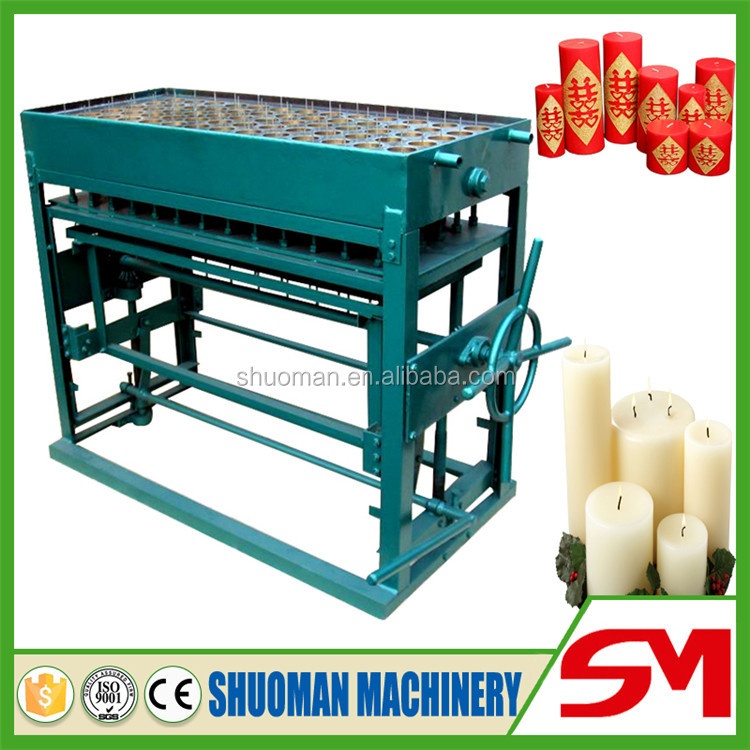 Professional CE approved candle making machine gold supplier