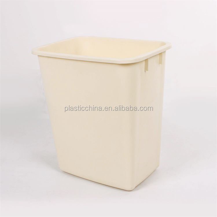 20/30/40L plastic sanitary bin with swing cover