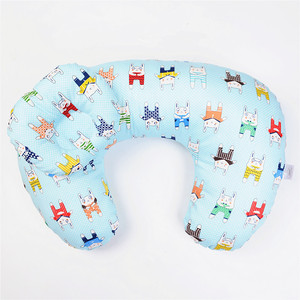 Yiwu Zogift 2018 New Nursing Pillow and Positioner, Big Whale Blue and Gray
