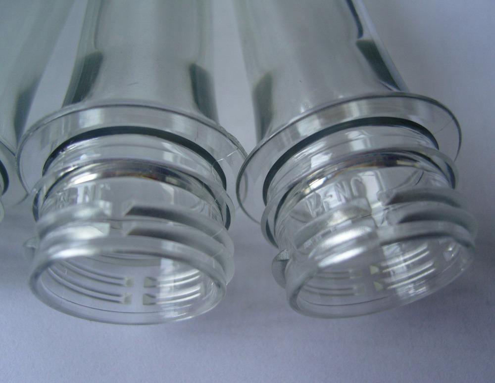 pet preform 28mm pco 1881 neck/short neck pet preform/carbonated drink bott preform