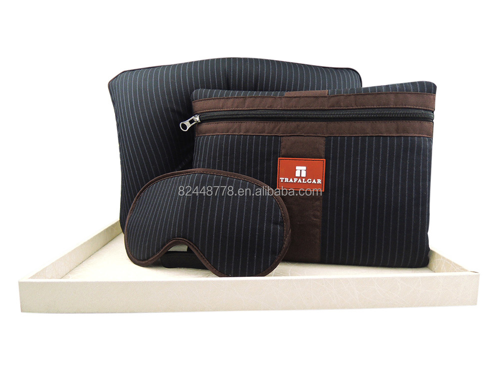 Wholesale Customized Personalized Airlines Business Class Travel Set