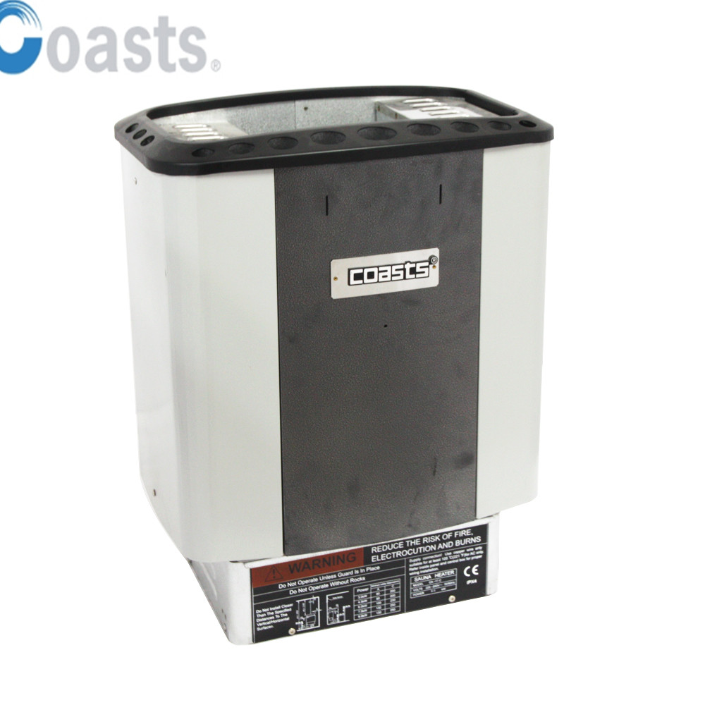 Coasts 6KW dry sauna electric <strong>heater</strong> , sauna electric stoves