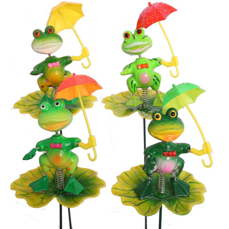 Acquista all 39 ingrosso online rana ornamenti da giardino da for Ornamenti giardino
