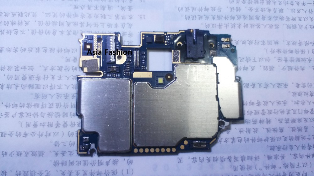unlocked used work well tcl idol X S950 Alcatel one touch 6040D wcdma  motherboard mainboard board card flex cable free shipping