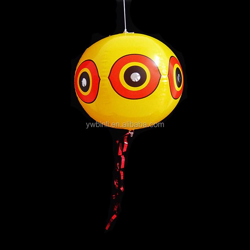 d 39 effaroucheurs ballons 40 cm gonflable globes oculaires pour effrayer les oiseaux effrayer yeux. Black Bedroom Furniture Sets. Home Design Ideas