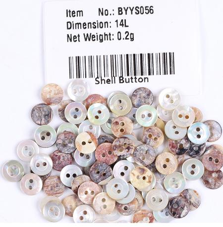 FE4D 10 x Mixed Colour Transparent /& Flower Design Shank Buttons 13mm Wide