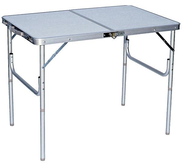 Aluminum Suitcase Folding Table