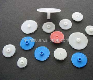plastic M0.5 bevel gears spiral bevel gears manufacturing