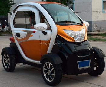Elektrische Mini Auto Elektrische Vier Rad Roller Elektrische Golf