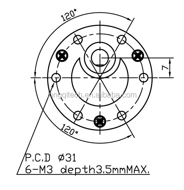 Dc Geared Motor 12v 30 Rpm
