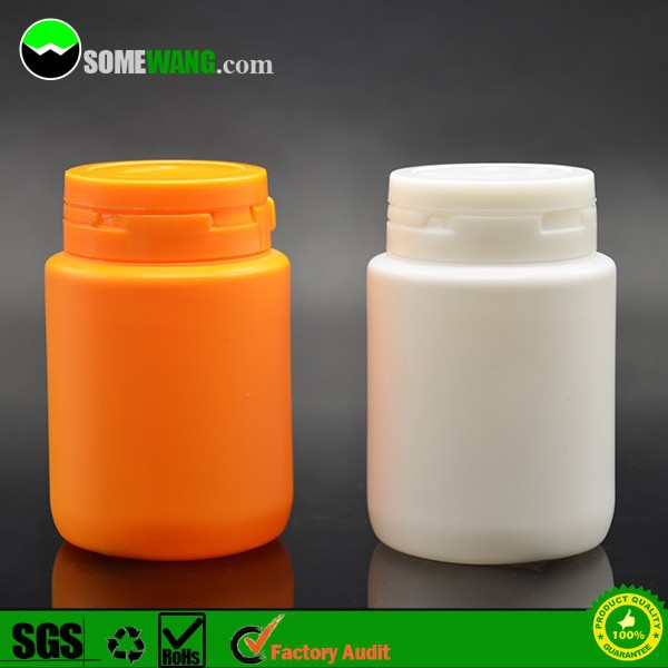 orange empty pill bottle manufacturers, pill bottle and labels