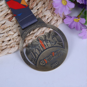 Personal Gold, Silver and Bronze World Class Medals for Sports, School or Office Competition
