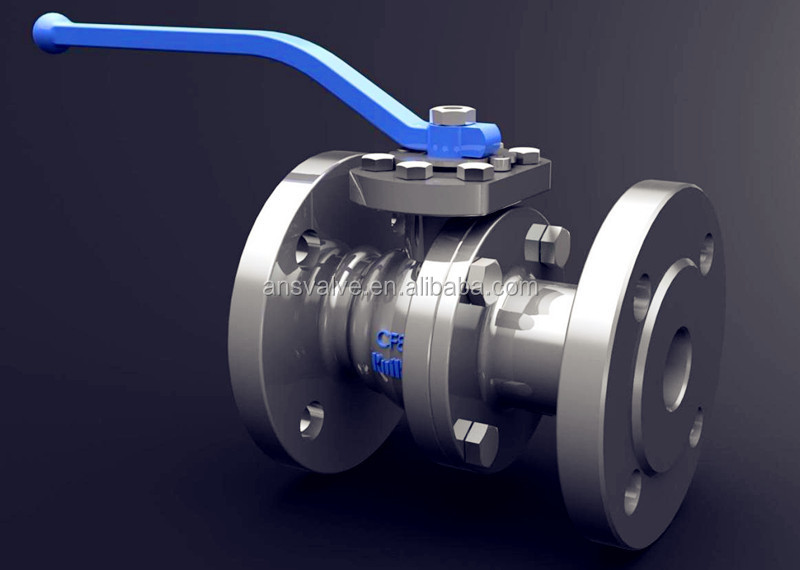 90 Degree Ball Valve