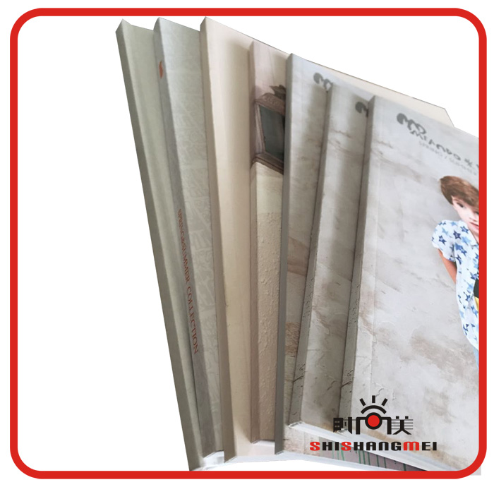 Perfect binding fashion magazine <strong>book</strong> printng cheap magazine booklet luxury catalogue design printing