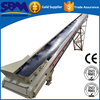 High quality mobile conveyor belting for quarry and mining , mobile conveyor belt price