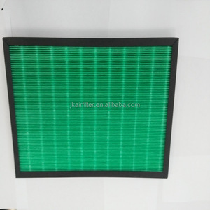 Quick delivery mini pleat hepa filter activated carbon air filter design air filter with good quality