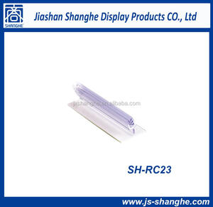 PVC Adhesive T-stand for price label/price tag