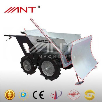By250 Garden Machine Mini Snow Plow