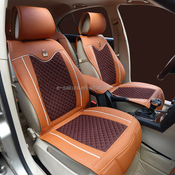 Latest Fashion Car Seat Covers Leather Car Seat Covers For