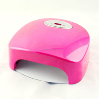 Zeal Shine New Arrival ! 48W LED Nail Lamp for UV LED Gel Curing Fast, 48W Nail Dryer with Auto Sensor (ZS-LCL026)