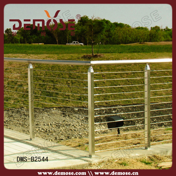 Tension Cable Railing Fence/stainless Wire Rope Railing For ...