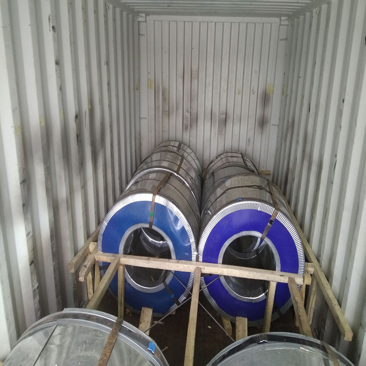 Hot Dipped Galvanized Steel Coil Z275/Zinc Coated Steel Coil/HDG/GI