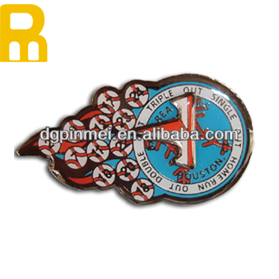 2015 years fashion ,newest design metal with great discount photo etched badge and accept paypal