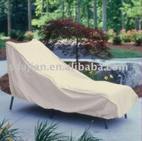 Patio Chair Cover- OUTDOOR FURNITURE; PVC/PVB/PE WITH POLYESTER