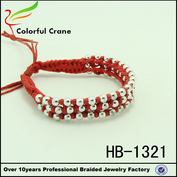 China White And Red String China White And Red String Manufacturers