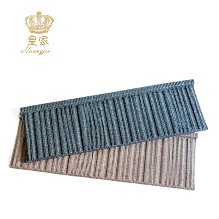 Makuti Grained Type Stone Coated Metal Roof Tiles