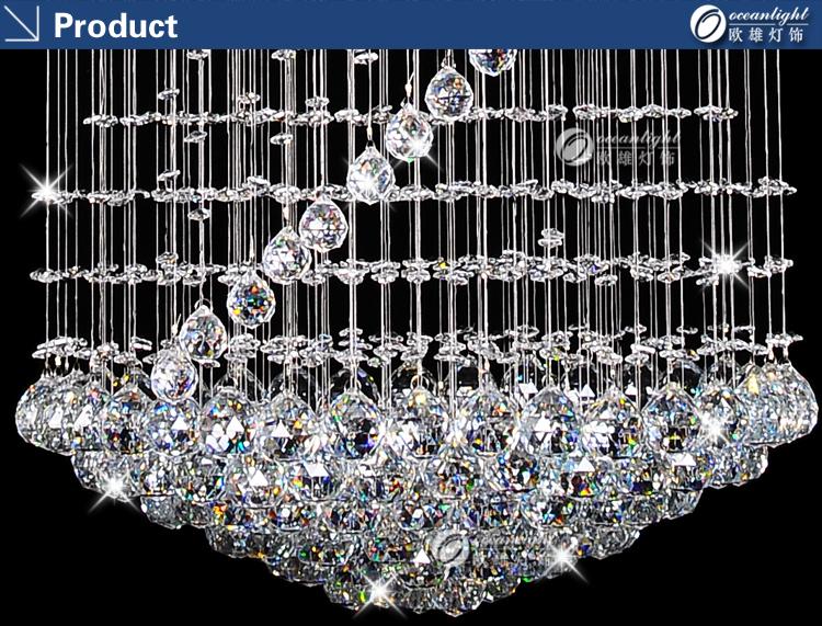 Kronleuchter Lampe ~ Kristall kronleuchter lampe treppe hängelampe om