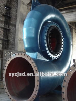 hydro power station equipment/machine/device for mini/small/middle size with iso certificate