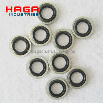 Hydraulic Copper Seal Washers Dowty Bonded Seals - Buy Bonded Seals ...