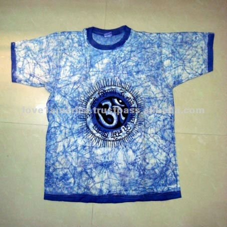 Om Batik T Shirts   Buy Wording Printed T Shirt,Super Cool T Shirts,Cheap  Cotton Batik T Shirts Product On Alibaba.com