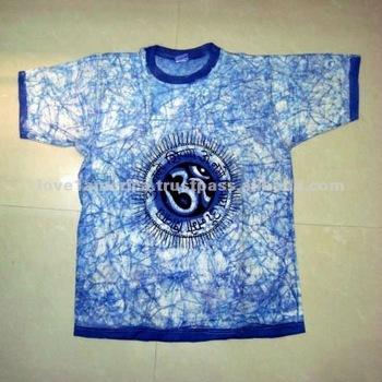 OM Batik T Shirts