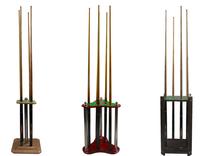 Good quality Snooker cue rack & Billiard ball rack