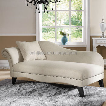 Comfortable Home Furniture Beige Linen Modern Chaise Lounge For  Bedroom/livingroom - Buy French Chaise Lounge,Bedroom Chaise Lounge,Used  Chaise Lounge ...