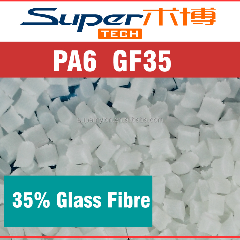 PA 6 GF35/ filled with glass fibre reinforced / polyamide 6 35% GF