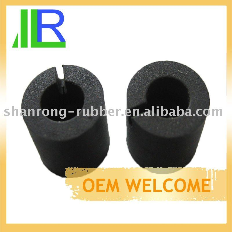 Molded SBR rubber cylinder(Do small order)