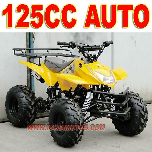 Polaris 125cc ATV Quad